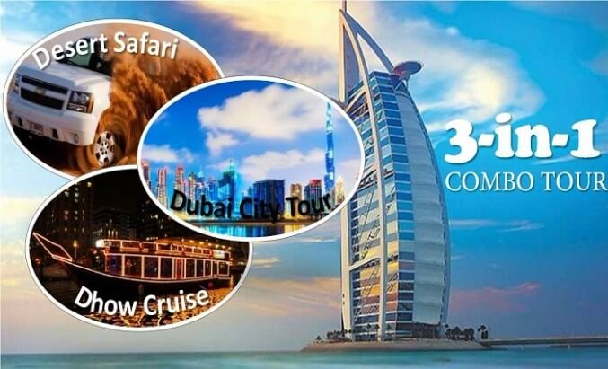 trio package dubai