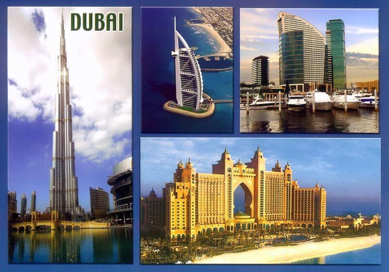 Dubai City Tour & Burj Khalifa