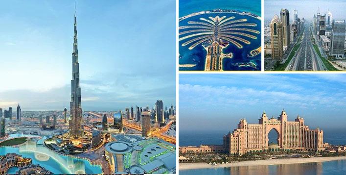 Dubai City Tour with At The Top Burj Khalifa